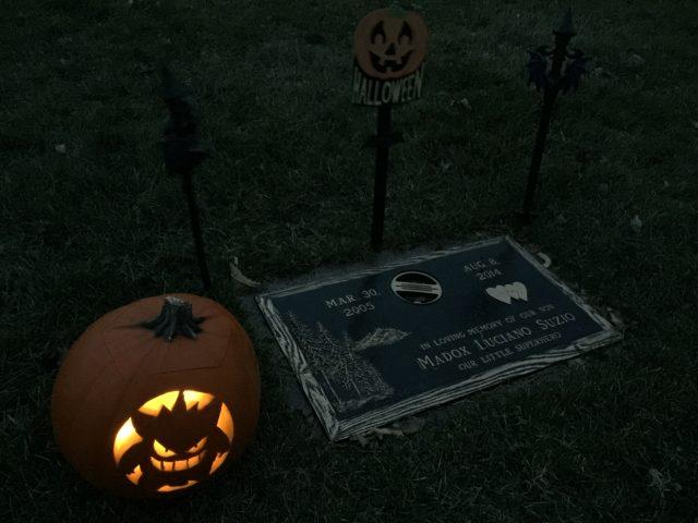 Halloween Sorrow